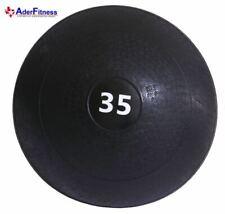 Ader Fitness Black Slam Ball- 35 Lbs (Box Damaged)