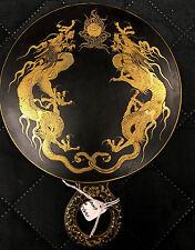 Japanese Gold Dragon Mirror