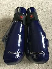 Macho Dyna Sparring Karate Gloves Royal Blue Adult X-Large XL PDC850