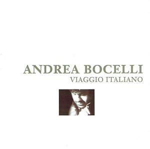 (CD) Andrea Bocelli - Viaggio Italiano - Original Album (1995)