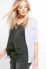 Abrigos y chaquetas de mujer Blazer color principal gris