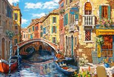 Puzzle Castorland 1000 Teile - Reflections of Venice (61451)