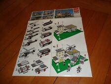 LEGO Bauanleitung / Anleitung / Manual / Instruction Nr. 370