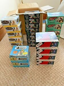 24 Boxes case open trading cards Base no chase sketch Marvel Star Wars