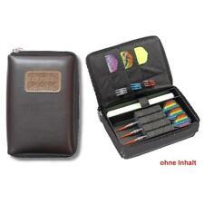 Darts Dart faux leather case dart set accessories portable storage case 2 colorM&C