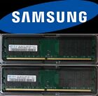 8GB (2 x 4GB) DDR2 RAM PC2-6400 800/667/533 MHz SAMSUNG Arbeitsspeicher AMD NEU!