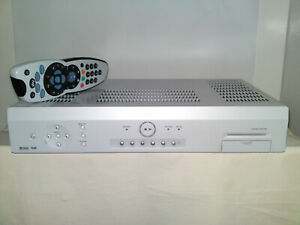 AMSTRAD Satellite Receiver 40Gb DRX180 Sky+ Box -RS-232 port-Twin scart sockets