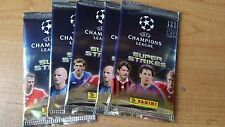 Panini UEFA Champions League 2009 2010 Super Strikes Cards 10 Packs
