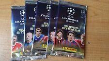 Panini UEFA Champions League 2009 2010 Super Strikes Cards 10 Packs