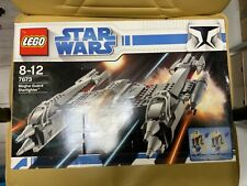 LEGO 7673 Star Wars Magna Guard Starfighter Retired & Rare Brand New sealed Box
