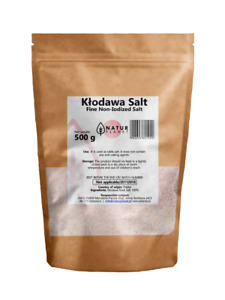 Fine - Non-Iodized Salt From Kłodawa - Sol Klodawska 500g/1kg