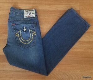 ~MINT Cond!~ Men's True Religion STRAIGHT Jeans 38 X 34