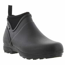 Aigle Landfor M Wellies Mens Black Short Wellington Ankle Boots Size 7-11