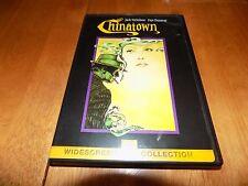 Chinatown Jack Nicholson Faye Dunaway Film Noir Style Crime Movie Classic Dvd