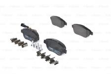 Bremsbelagsatz, Scheibenbremse für Bremsanlage Vorderachse BOSCH 0 986 424 596