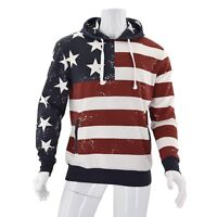 Nurse American flag hooded sweatshirt USA patriotic medical nursing camo hoodie