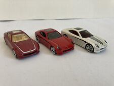 Hot Wheels HTF Ferrari 612 Scaglietti - Loose Lot Of 3 incl multipack exclusives