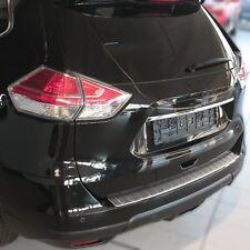 Edelstahl Ladekantenschutz V2A Matt für Nissan X-TRAIL T32 2014>