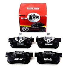 MINTEX REAR AXLE BRAKE PADS FOR HONDA ACCORD MDB2959 (REAL IMAGE OF PART)