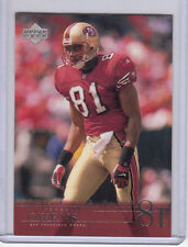 TERRELL OWENS, 2001 UPPER DECK/PLAYER'S INC. NICE!