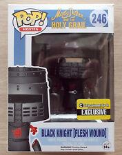 Funko Pop Monty Python & The Holy Grail Black Knight Flesh Wound + Protector
