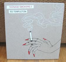 New Ed Templeton Teenage Smokers 2 Limited ED 1000 Copies Teenagers Smoking HC