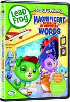 LEAP FROG MAGNIFICENT MUSEUM OF OPPOSITE WORDS (DVD)