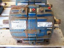 "Force Control Industries Posidyne Model 02-1S1-H1T7 Clutch / Brake 1-1/8"" Shafts"