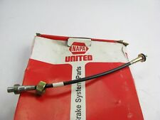 "Napa 49020 Speedometer Cable - 1989-1993 Toyota Camry 3.0L V6 14"" Length Lower"