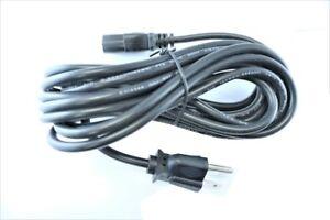 Replacement (15FT) Power Cord for HARBINGER V2215 SPEAKER
