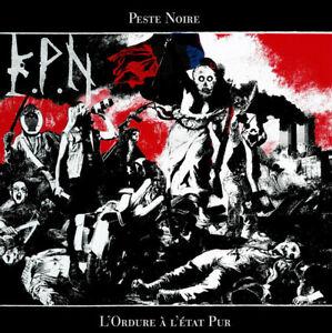 Peste Noire L'Ordure A L'Etat Pur CD Goatmoon Absurd Kristallnacht Fullmoon OOP