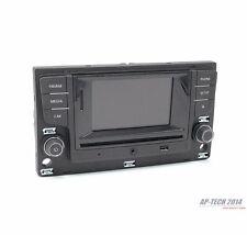 MIB2-G MQB Radio CD Player  Bluetooth AUX SD USB 5-inch Screen For Golf MK7