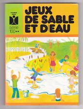 Jeux de sable et d'eau Edouard LIMBOS
