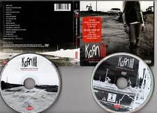 "KORN ""III : Remember Who You Are"" (CD+DVD Digipack) 2010"