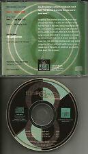 TOM SHEEHAN Black ice 3 TRK SAMPLER PROMO DJ CD single 2000 USA MINT