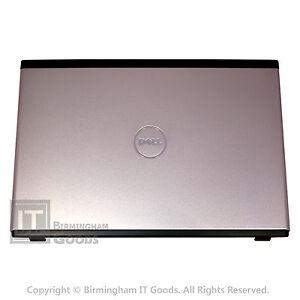 Dell Vostro 3500 Aluminium Silver Top Rear Cover Lid 0N84Y8