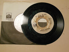 DAVID PARTON  love and peace of mind / isn't she lovely   NEW OLD STOCK   45