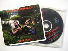 "POUPPEE FABRIKK ""I WANT CANDY"" - MAXI CD"