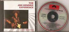 "JIMI HENDRIX EXP ""Live at Winterland"" POLYDOR CD RAR"