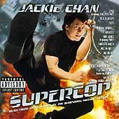 Supercop Original Soundtrack (Cassette, 1996, Interscope) NEW