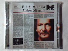 ANDREA MINGARDI E' la musica cd SIGILLATO SEALED!!!