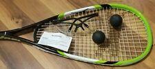 Slazenger Excel Squash Racquet Starter Pack Racket Balls Goggles Bag