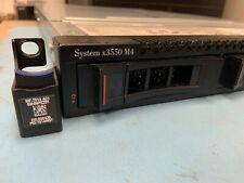 More details for ibm x3550 m4 - 2 x e5-2640, 32gb, serveraid m5110/512mb, 3 x 3.5