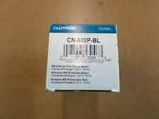 Lutron Ceana CN-600P-BL 600W Single-Pole Dimmer, Black