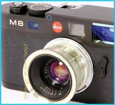 Jupiter-12 LEICA LTM WIDE-Angle Lens 35mm F2.8 based on ZEISS Biogon 2.8/35mm
