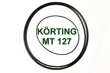 SET CINGHIE KÖRTING MT 127 REGISTRATORE A BOBINE EXTRA FORTI FRESCHE MT127