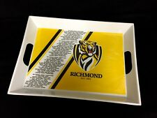 AFL Footy Official Team LOGO Melamine Serving Tray 46cm x 33.5cm New