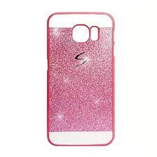 para Samsung Galaxy S6 lujo diamante cristal rhinestone caso y la cubierta R8N3