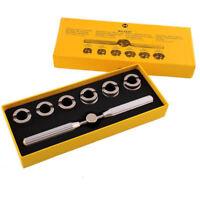 Oyster Style Watch Repair Tool Kit 5537 Waterproof Watch Screw Back Case opener