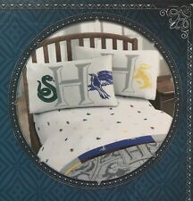 NEW Harry Potter Full Sheet Set 4 Pieces Super Soft